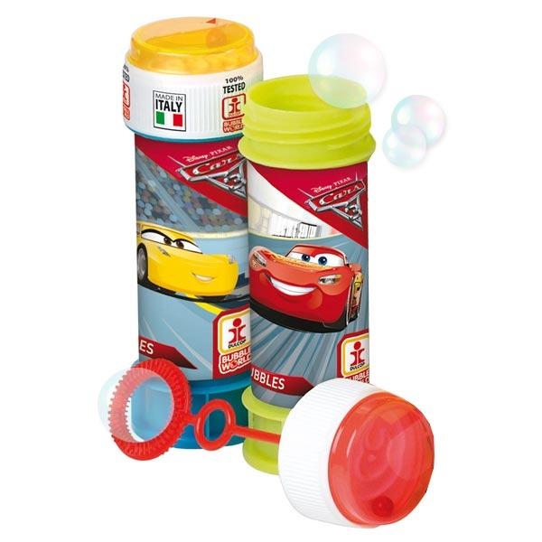 Cars Seifenblasen mit Geduldspiel, 60ml, 1 Stk