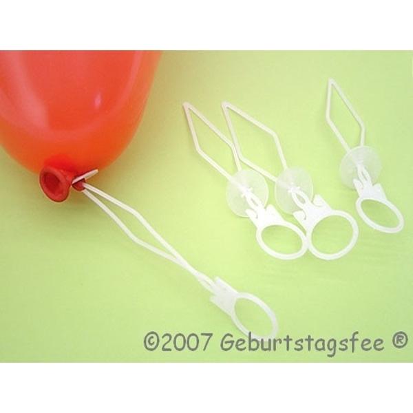 """Ballon-Verschluss """"FIX"""" für Luftballons, sehr praktisch, 1 Stück"""