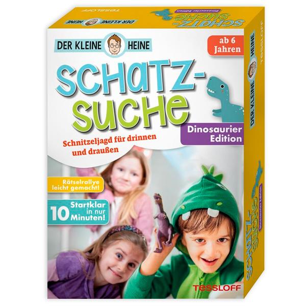 """Schatzsuche """"Dinosaurier Edition"""""""