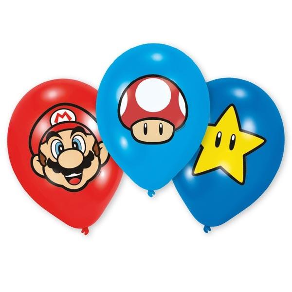 Super Mario Luftballons, 6er