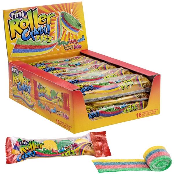 Großpack Fini Roller, 16 x 4 Stück, Tutti Frutti