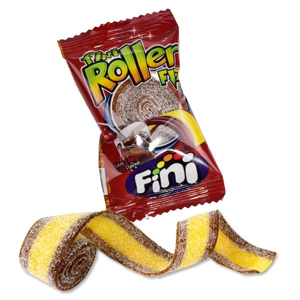 Fruchtgummiband Fini Cola Roller, 1 Stk