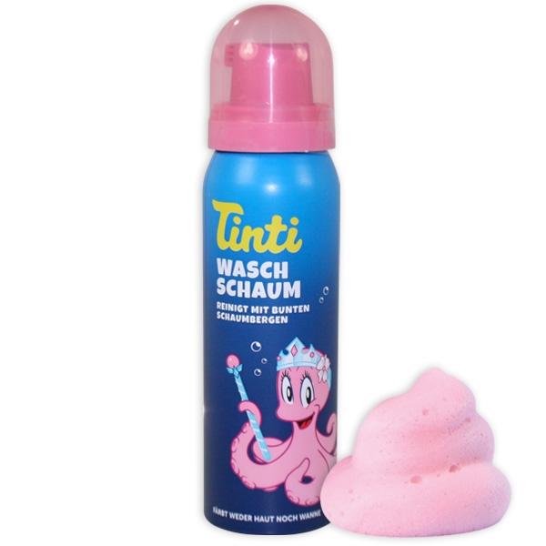Tinti Waschschaum rosa 75 ml