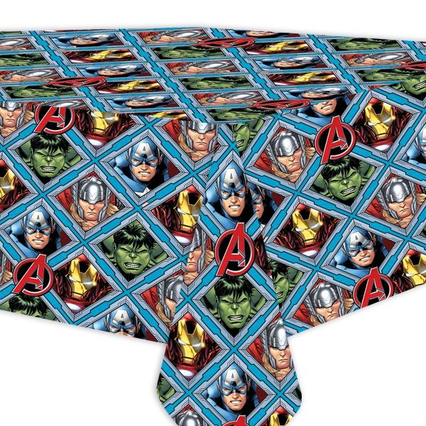 Avengers Tischdecke, 1 Stk.