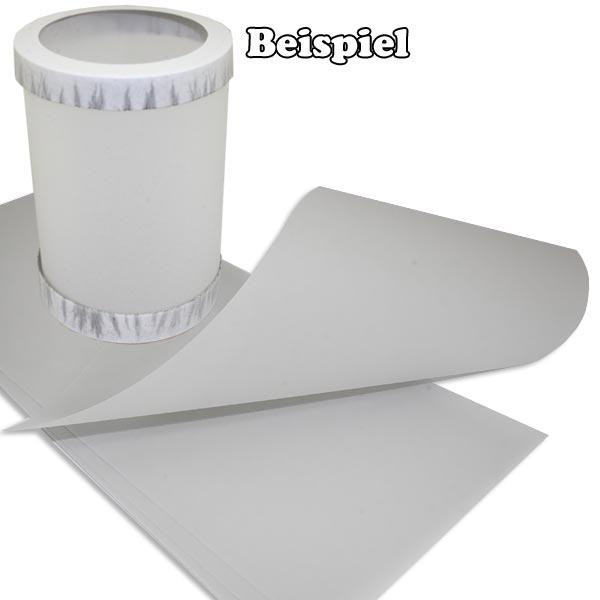 Transparentpapierzuschnitte zum Laternenbasteln, 25 Stk, 15,5cm x 37cm