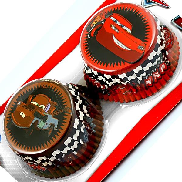 Cars Muffinsförmchen 50 Stück
