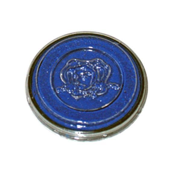 Kinder-Schminke Neon-blau in Profi Aqua Qualität 3,5ml Dose, getestet