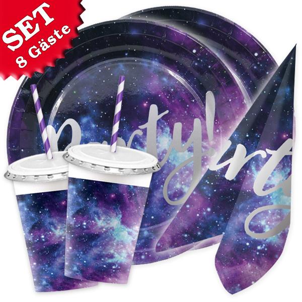 Galaxy - Basic Set, 69-teilig für bis zu 8 Kids