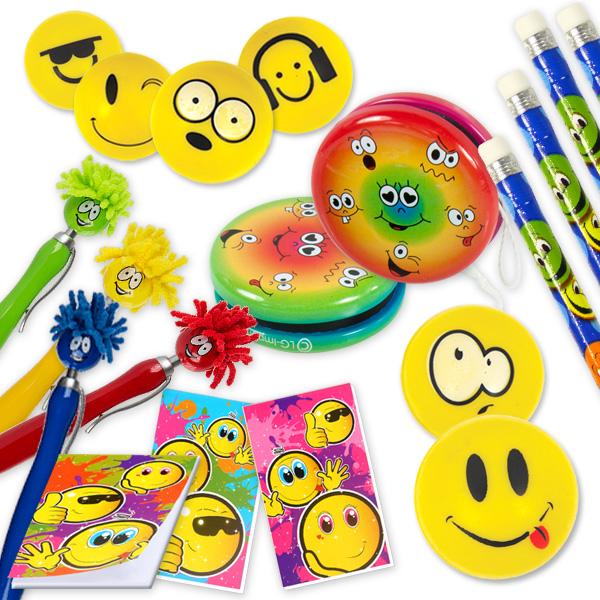 Mitgebselset SMILE für 8 Kids, 40 tlg