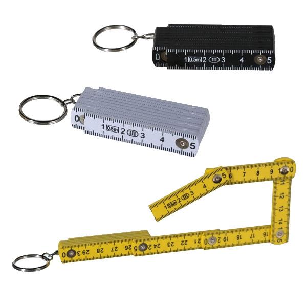 Zollstock-Schlüsselanhänger 1 Stück
