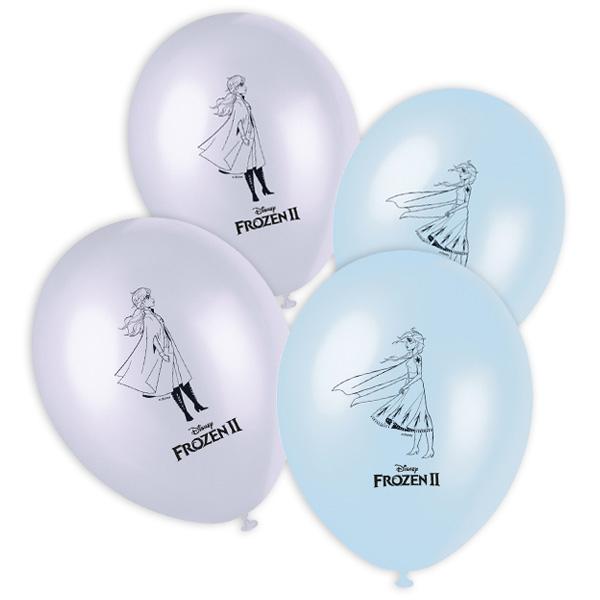 "Luftballons ""Frozen 2"", 8 Stk., 30cm"