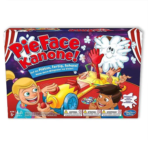 Pie Face Kanone, Partyspiel von Hasbro