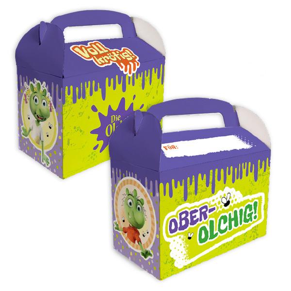 Die Olchis Mitgebselboxen, 8er Pack