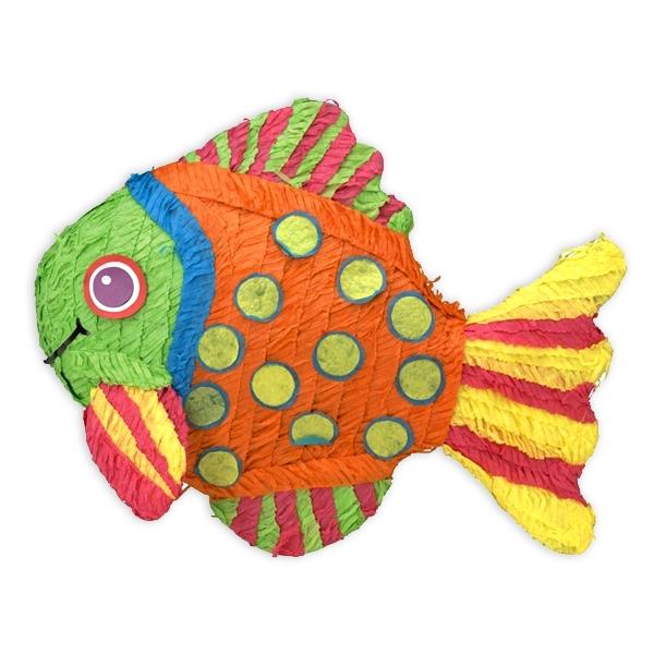 Tropischer Fisch Pinata