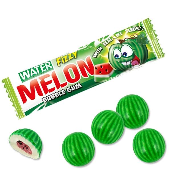 Kaugummi Melonen im 4er Pck, schmeckt nach Wassermelone