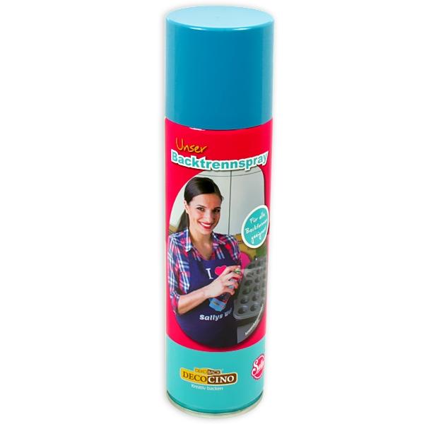 Backtrennspray 200ml, 1 Spray-Dose zum Einfetten von Backformen etc.
