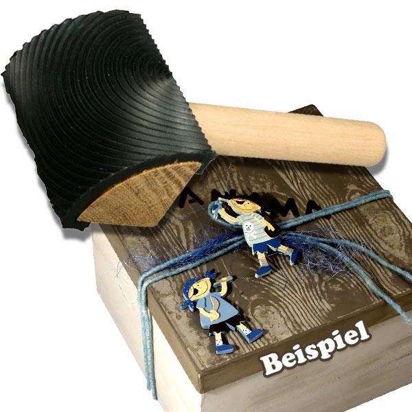 Maserier-Werkzeug für tolle Effekte wie Holzmaserungen, 7,5cm breit