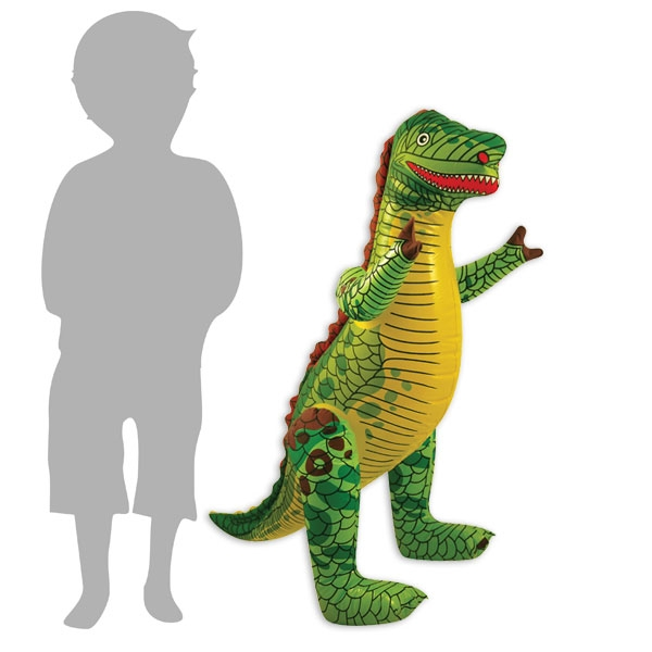 Dinosaurier- aufblasbare Partydeko, Wassertier