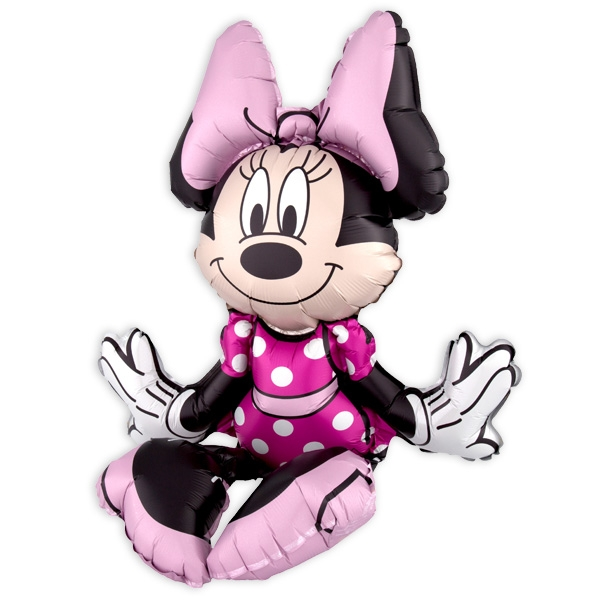 "Airsitter ""Minnie Maus"" Folienballon, 1 Stk."
