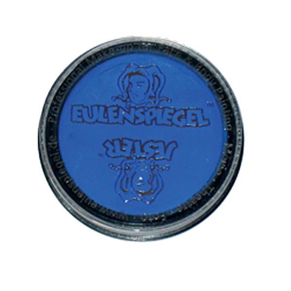 Kinderschminke himmelblau, Profi Aqua, hohe Deckkraft, in 3,5ml Dose
