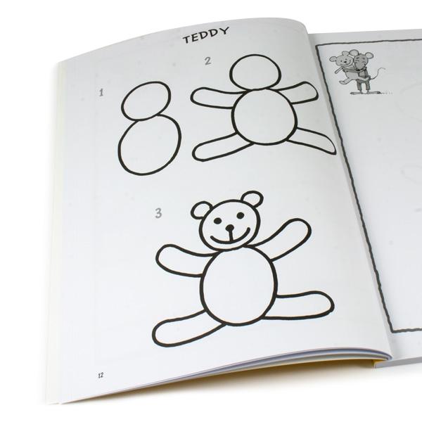 Zeichnen lernen - Schritt für Schritt