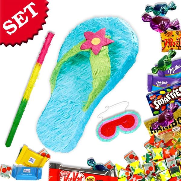 Pinata-Set Sandale