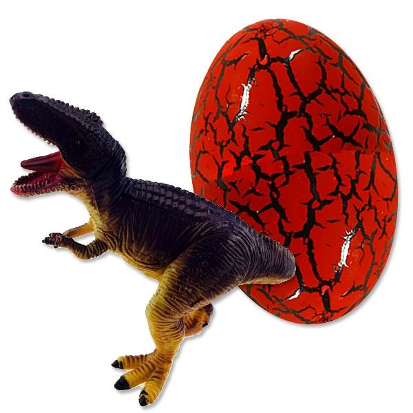 Dino im Ei, 3D-Puzzle Dinosaurier, Mitgebsel zur Dinoparty, 7,5cm