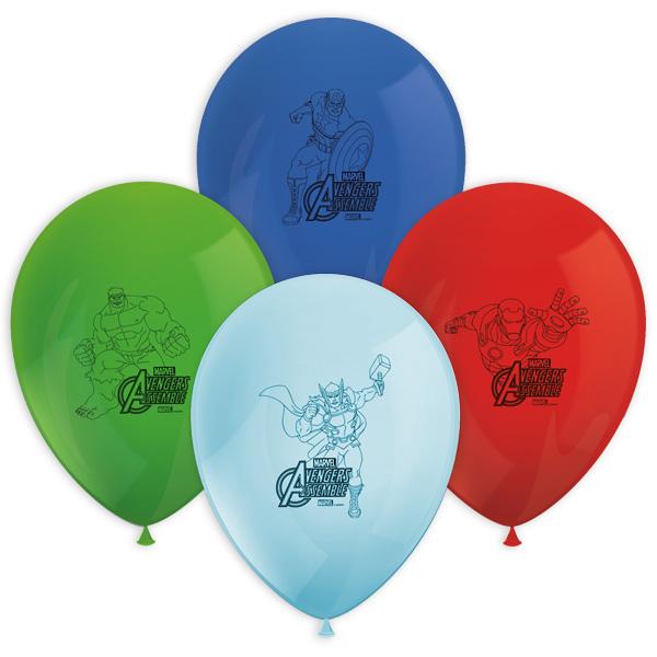 "Luftballons ""The Avengers"", 8 Stk., 30cm"