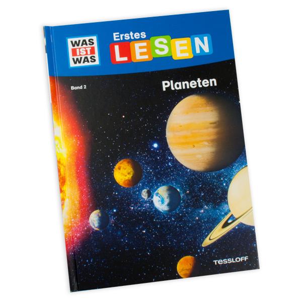 WAS IST WAS Mein erstes Lesen, Thema Planeten