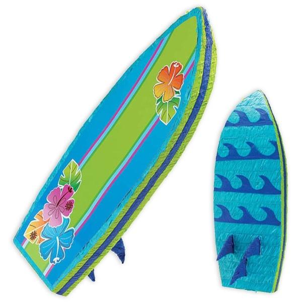 Pinata Surfbrett, zum Schlagen