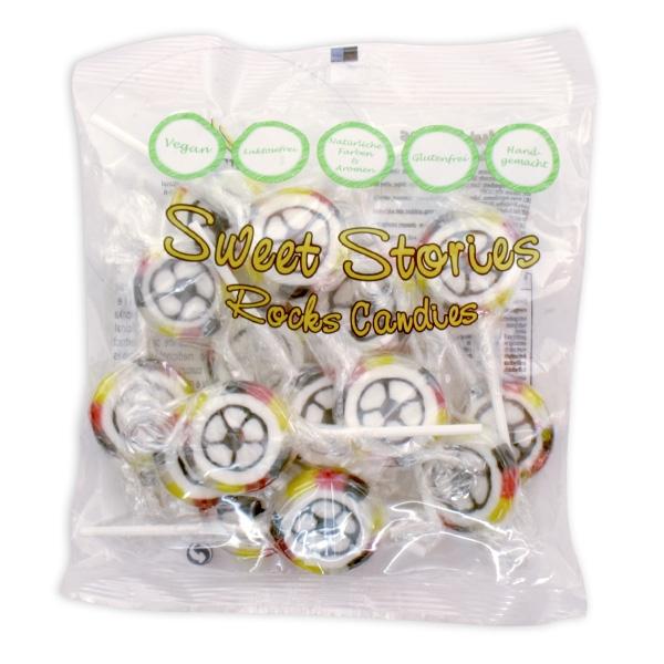 Lollies für Fussball-Fans, prima Idee zum Kindergeburtstag für Fußballer