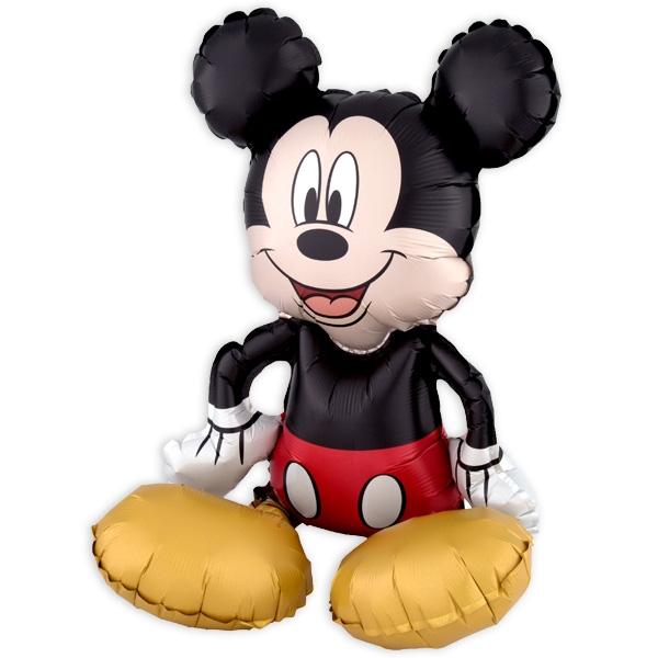 "Airsitter ""Micky Maus"" Folienballon, 1 Stk."