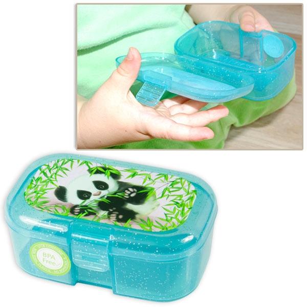 Panda Geschenkset für 1 Kind, 5 Teile
