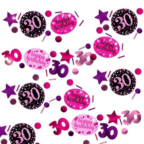 Sparkling Celebr. Konfetti zum 30. Geburtstag, 34g, Streudeko