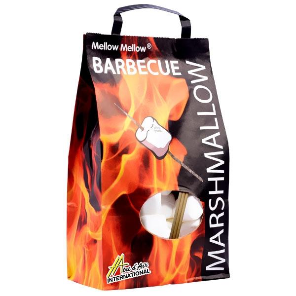 Barbecue Marshmallows 500g, m. Stäbchen