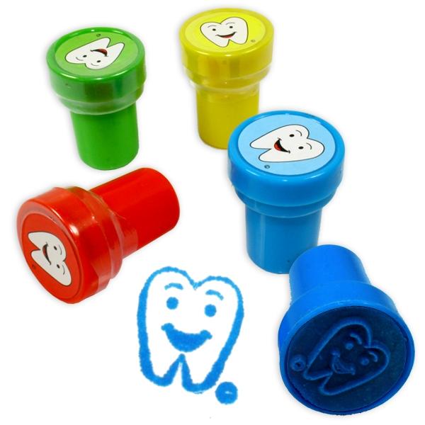 Motivstempel Zahn, 1 Stk