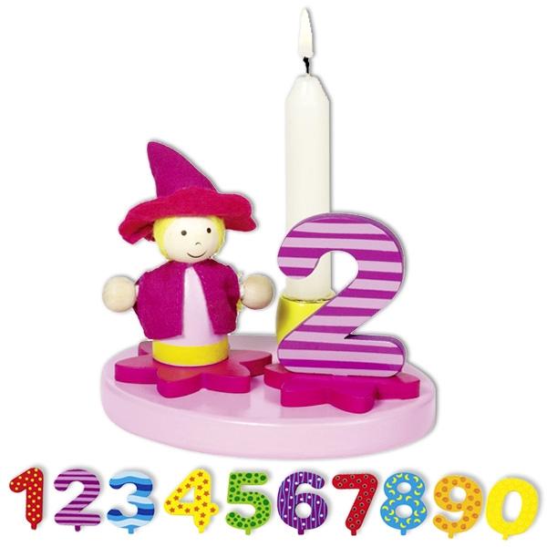 Geburtstagskind Mädchen, 12-tlg. Set von Goki