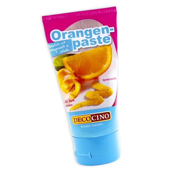 Orangen-Paste zum Veredeln von Gebäck, 50g