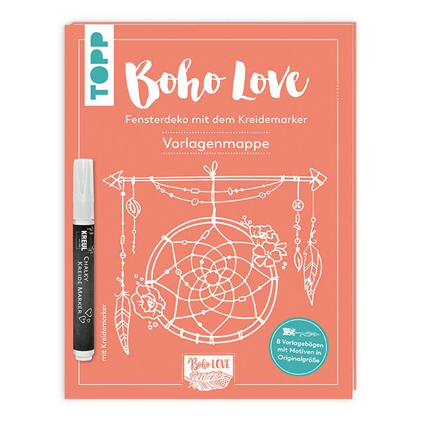 Boho Love - Fensterdeko