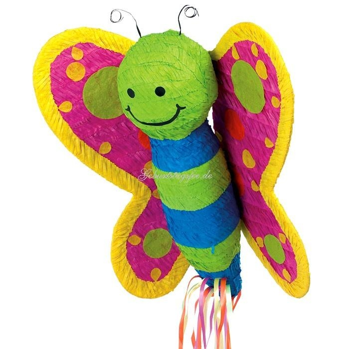 Pinata als Schmetterling 55×57cm