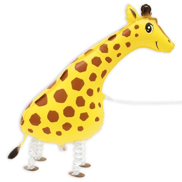 """Laufende Giraffe"" Folienballon, 1 Stück"
