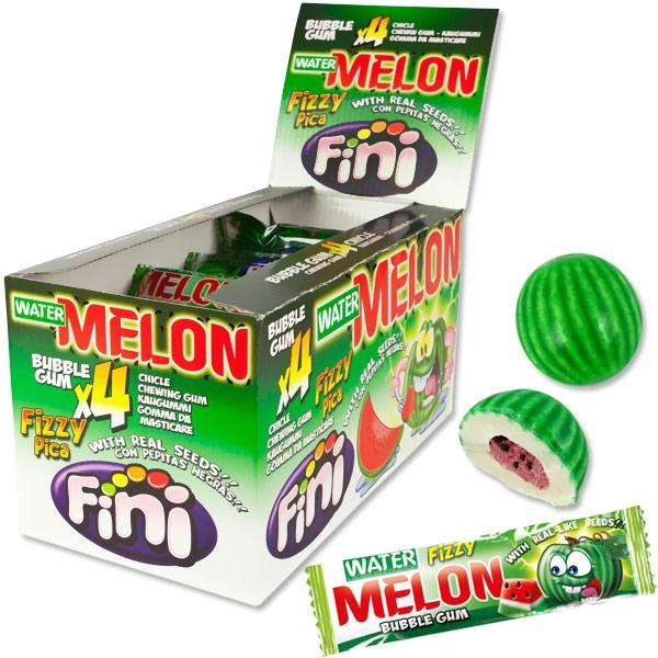 Großpack Fini Kaugummi Wassermelone 50 x 4 Stk