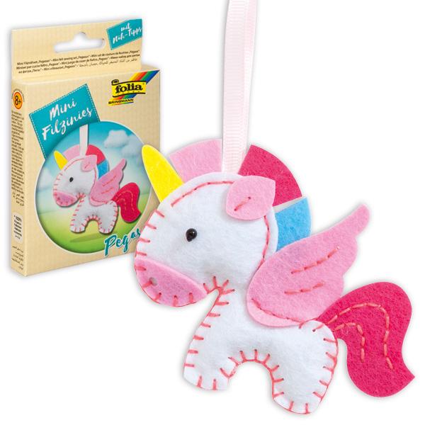 Mini Filztier - Pegasus