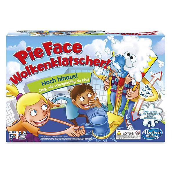 Pie Face Wolkenklatscher, Partyspiel von Hasbro