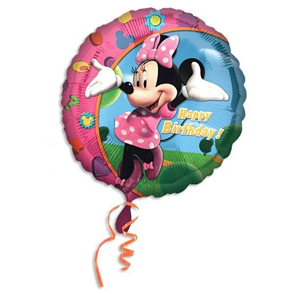 Minnie Mouse Folienballon 45 cm