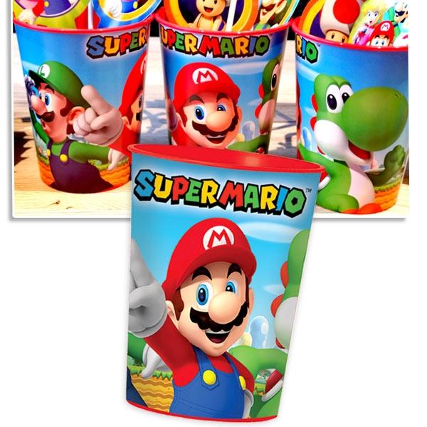 Super Mario - Kinderbecher, 1 Stk