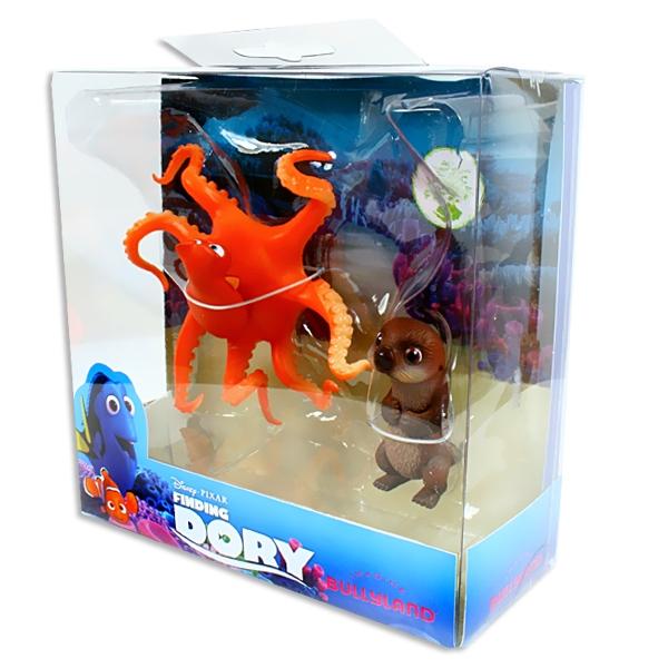 Findet Dory Geschenkset von Bullyland, 2 Spielfiguren Plastik
