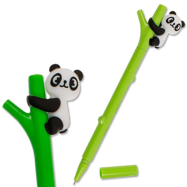 Großpack Süße Panda Fineliner, 36 Stk, 16,3cm