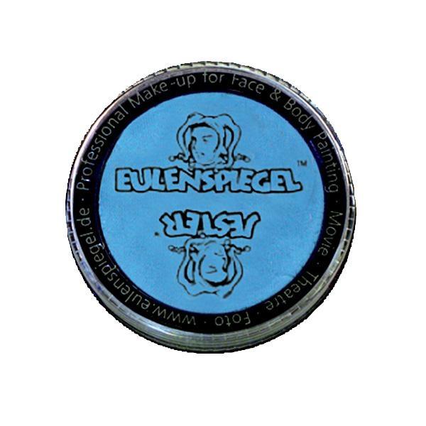 Kinder Makeup hellblau, Profi Aqua Schminke 3,5ml Dose,gut verträglich
