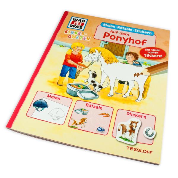 """WAS IST WAS - Kindergarten """"Auf dem Ponyhof"""""""